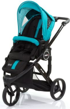 Kinderwagen Cobra plus CORAL