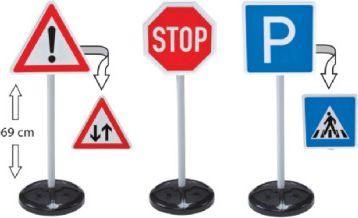 Verkehrsschilder Traffic-Signs