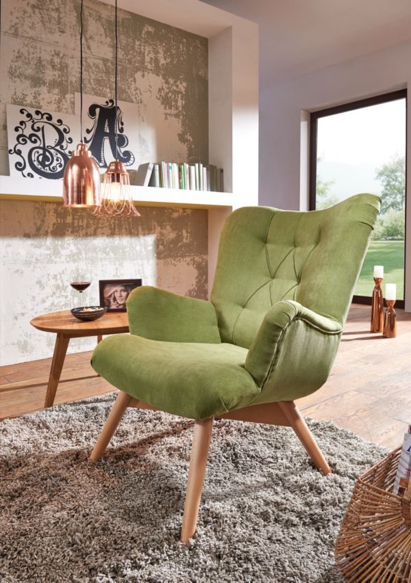 sessel glasgow polstersessel relaxsessel wings sessel. Black Bedroom Furniture Sets. Home Design Ideas