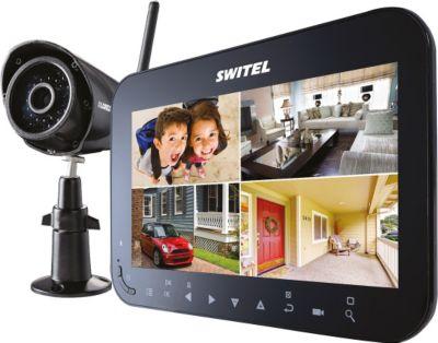 HS 1000 drahtloses Video-Überwachungssystem mit 1 Kamera