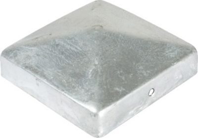 Gaardi  Pfostenkappe 71x71 mm, 4-er Set verzinkt