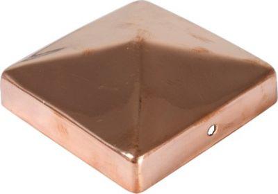 Gaardi  Pfostenkappe 71x71mm, 4-er Set kupfer