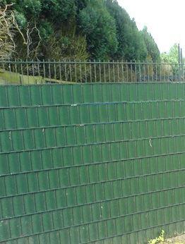 FVG professional gardening FVG Sichtschutzstreifen für Gittermattenzäune, moosgrün