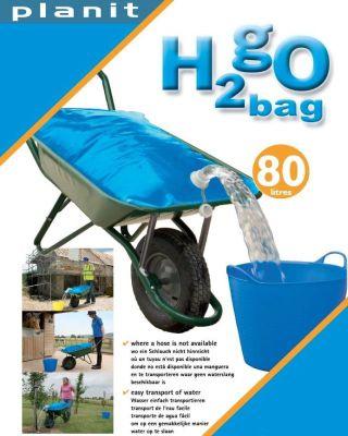Schubkarren Wassertank 80 Liter