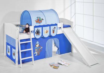 Spielbett IDA 4106 Pirat Blau