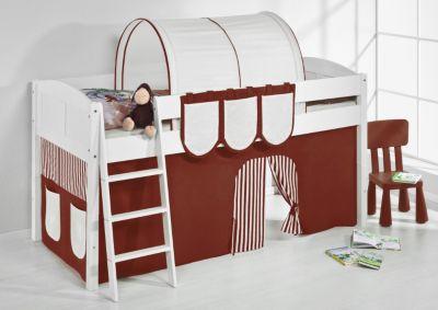 Spielbett IDA 4106 Braun Beige