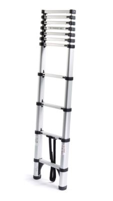 Atrox  Aluminium Teleskopleiter 3,20 m