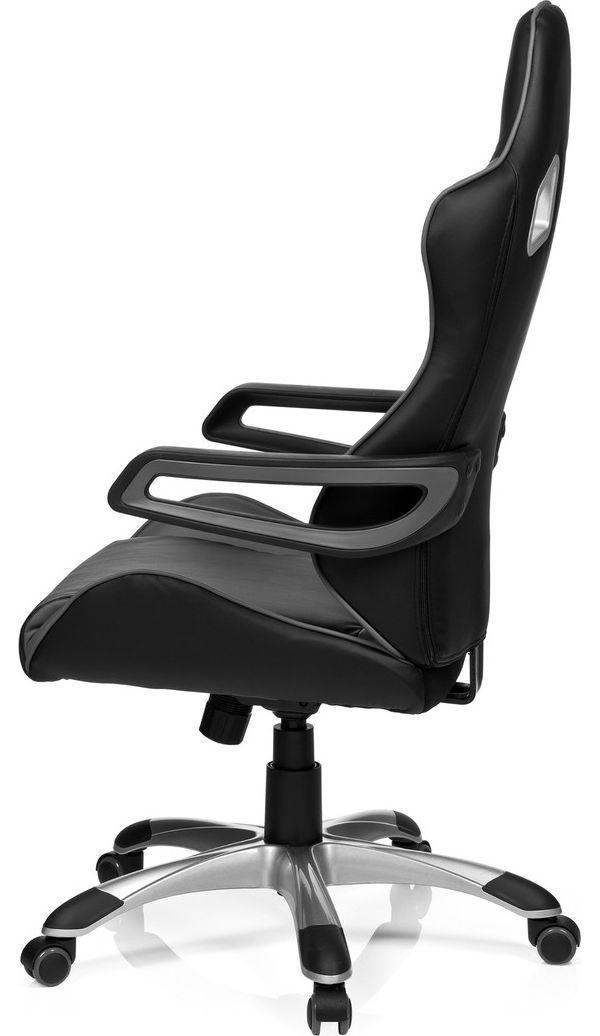 hjh racer pro i sportsitz b rostuhl drehstuhl chefsessel gamingchair ebay. Black Bedroom Furniture Sets. Home Design Ideas