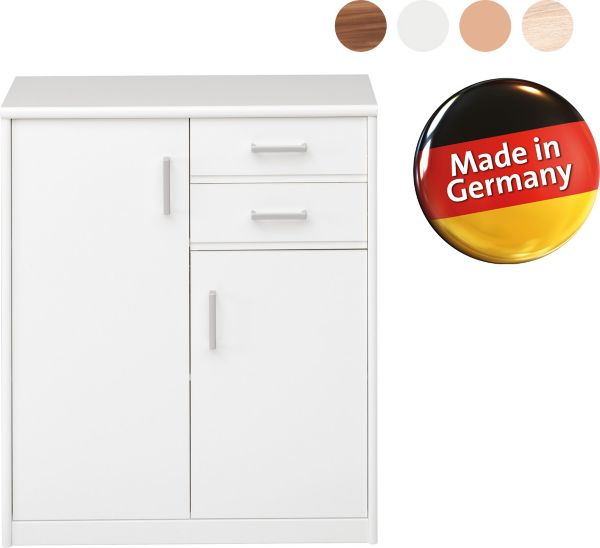 cs schmal kommode soft plus typ 27 stauraumkommode schubaldenkommode sideboard ebay. Black Bedroom Furniture Sets. Home Design Ideas