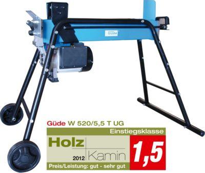 Güde Elektro-Holzspalter »W 520 / 5,5 T UG«