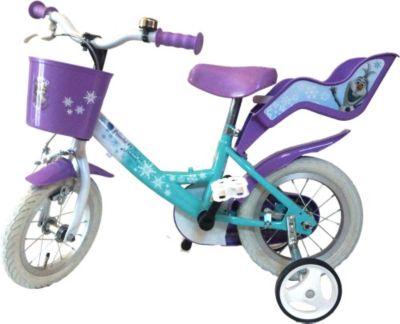 Disney Frozen Fahrrad mit Metallkugellagern für Kinder 12 Zoll