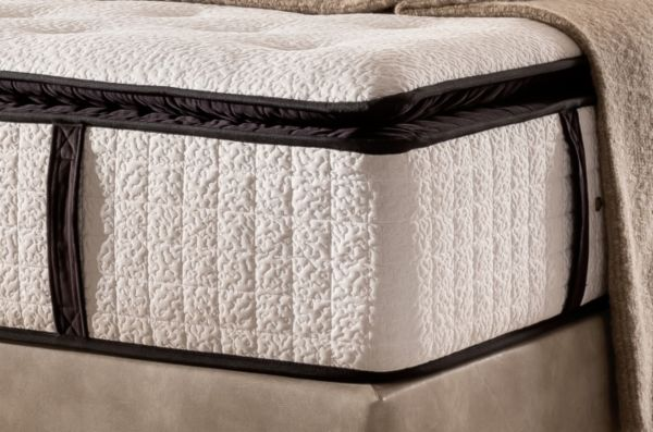 crown boxspringbett london deluxe hotelbett. Black Bedroom Furniture Sets. Home Design Ideas