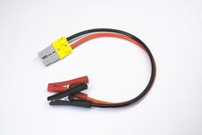 Profi Power Kabelsatz schmal für Jump Starter Starthilfegerät