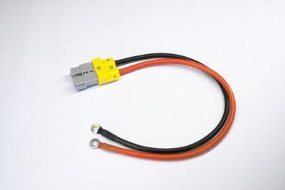 Profi Power Kabelsatz Ringösen für Jump Starter Starthilfegerät
