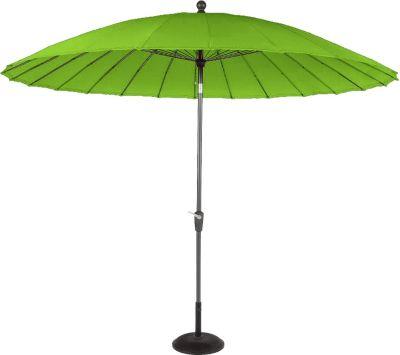 Hartman Outdoor Hartman Sonnenschirm Shanghai Line 300 cm, New green