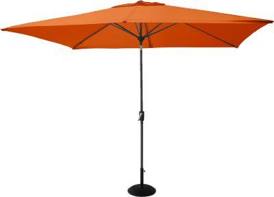Hartman Outdoor Hartman Sonnenschirm Solar Line 300x200 cm, New orange