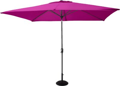 Hartman Outdoor Hartman Sonnenschirm Solar Line 300x200 cm, New pink