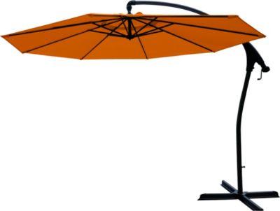 Hartman Outdoor Hartman Ampelschirm Tenero 300 cm, New orange