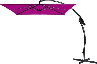 Hartman Outdoor Hartman Ampelschirm Tenero 250x250 cm, New pink