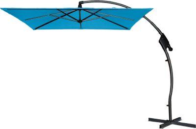 Hartman Outdoor Hartman Ampelschirm Tenero 250x250 cm, New blue