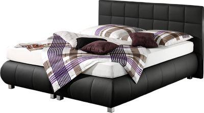 bett schwarz 140x200 preisvergleich die besten angebote online kaufen. Black Bedroom Furniture Sets. Home Design Ideas