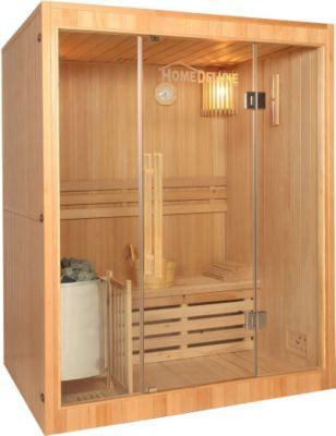 Home Deluxe 2987 Skyline L Sauna inkl. Saunaofen bei GartenXXL - alles für den Garten