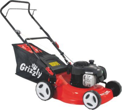 Grizzly  BRM 42-125 BS Benzin-Rasenmäher