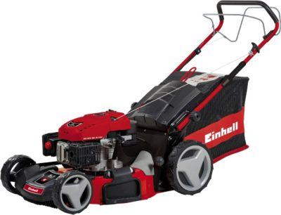 Einhell GC-PM 56 S HW Benzin-Rasenmäher   Garten > Rasenmäher und Rasentraktoren   Einhell