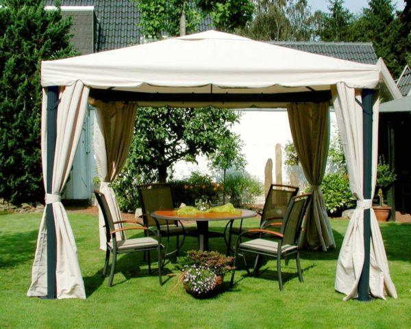 leco pavillon sahara gartenpavillon sonnenschutz sonnenschirm sonnenpavillon ebay. Black Bedroom Furniture Sets. Home Design Ideas