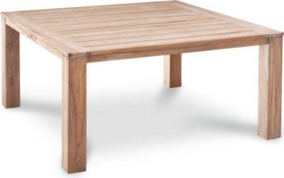 Teakholz tisch garten  Teak Tisch Garten Preisvergleich • Die besten Angebote online kaufen