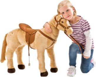 Pferd mit 3-fach Sound