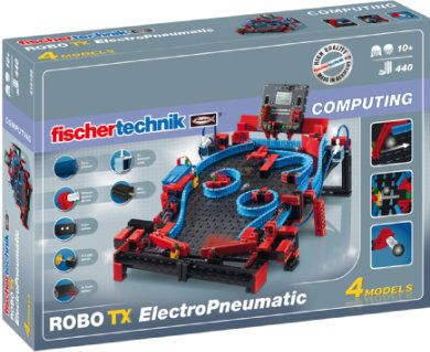 Robotics - ROBO TX ElectroPneumatic