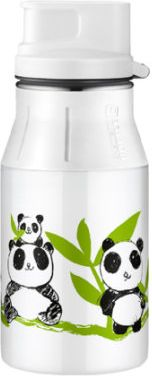 ALFI elementBottle II mit Trinkverschluß - Panda 0,4 l