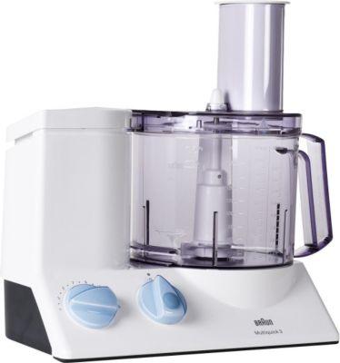 Multiquick 3 K 650 Küchenmaschine weiß