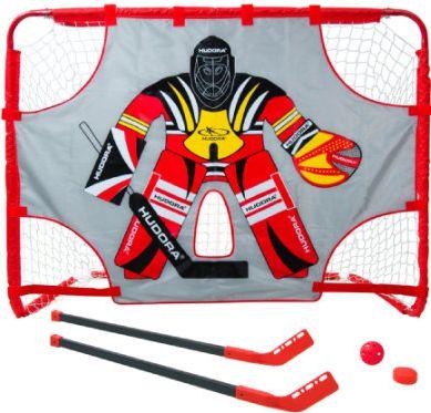 Streethockey Set mit Torwand 57852