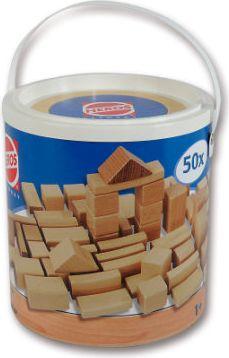 Natur-Holzbausteine 50