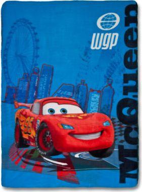 Autokuscheldecke Cars 2