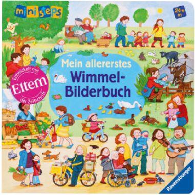ministeps Mein erstes Wimmel-Bilderbuch