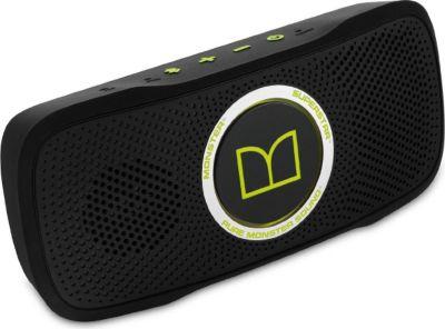 Monster Backfloat Bluetooth Lautsprecher - schw...