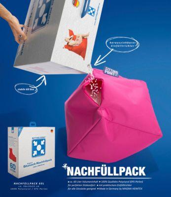 Sitting Point by MAGMA Nachfüllpack EPS-Perlen 60L im Karton