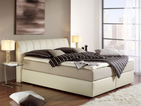 maintal betten boxspringbett vittoria h3 bonell hotelbett schwedenbett bett. Black Bedroom Furniture Sets. Home Design Ideas