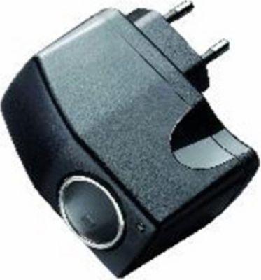 Spannungswandler 230V - 12V mit Zigarettenanz.-Buchse