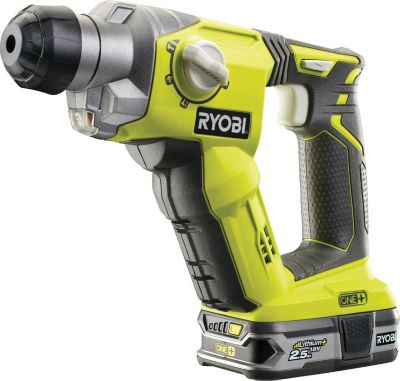 Ryobi Akku-Bohrhammer R18SDS-L25S 18V