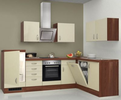 Flex-Well Winkelküche G-999-2803-052 Sienna | Küche und Esszimmer > Küchen > Winkelküchen | Flex-Well