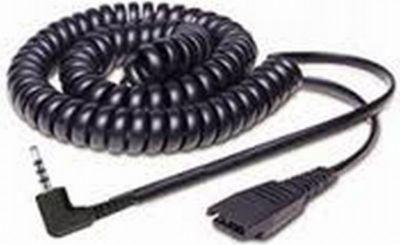JABRA Anschlusskabel QD auf 2,5mm Klinke, gewinkel 1661151000