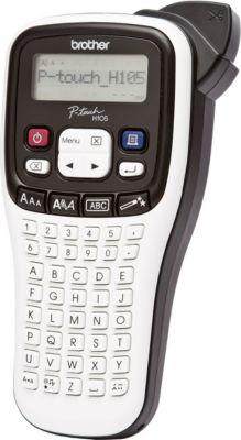 P-touch PT-H105WB Mobiles Beschriftungsgerät 1661416000