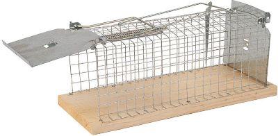 Gardigo Ratten-Lebendfalle, Käfig