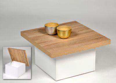 eiche couchtisch preisvergleich die besten angebote online kaufen. Black Bedroom Furniture Sets. Home Design Ideas