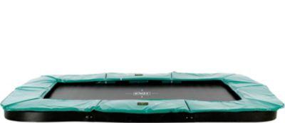 Supreme Ground Level Rechteckig Trampolin 214x366
