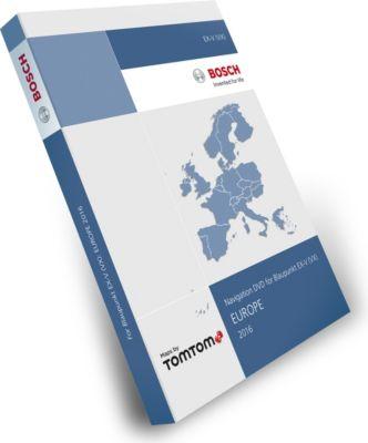 Tele Atlas DVD Europa 2016 - Blaupunkt TravelPilot EX-V